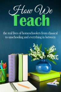 How We Teach flat cover