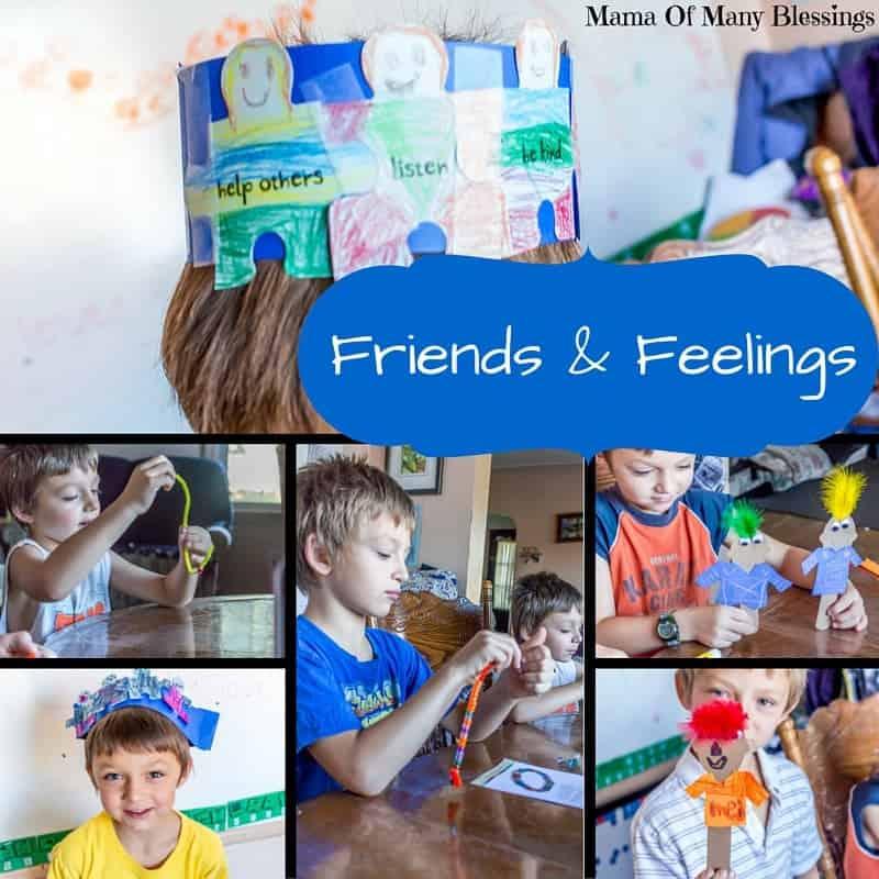 Friends & Feelings