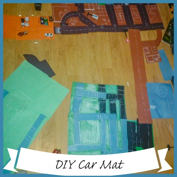 Transportation-DIY-Car-Mat-College