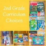 2nd Grade Curriculum Choices 2015-2016