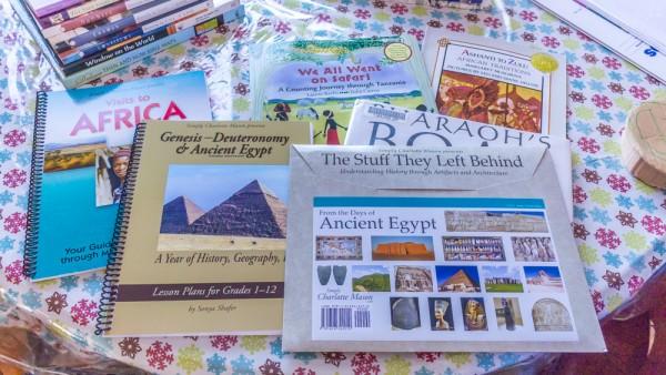 Charlotte Mason History, Geography, Bible