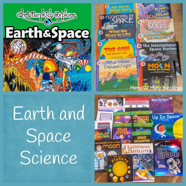 Christian Kids Explore Earth and Space Science