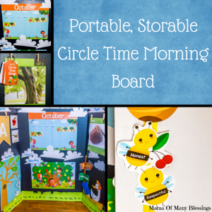 Educational Playful Circle Time Activities for Energetic Kids