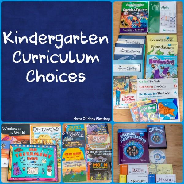 Kindergarten-Curriculum-Choices