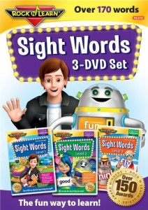 Rock and learn sight words