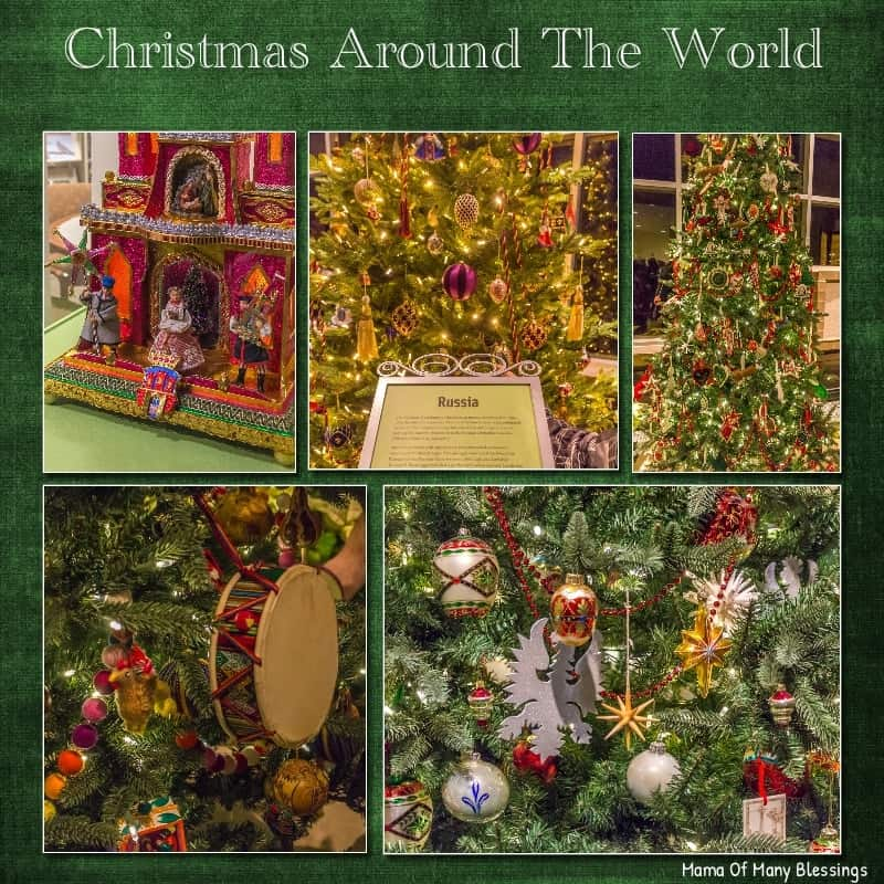Fredrick Meijer Gardens Christmas Around The World