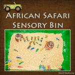 Awesome African Sensory Idea for Kids You Need to See
