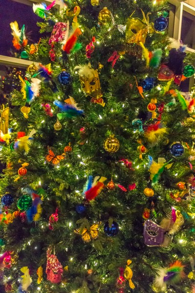 Christmas Around The World - Brazilian Christmas Tree