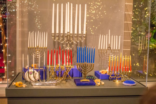 Christmas Around The World - Jewish Christmas