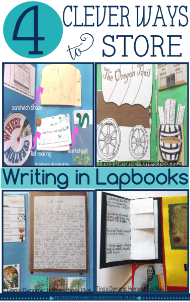4-Clever-Ways-to-Store-Writing-in-Lapbooks-@-Tinas-Dynamic-Homeschool-Plus