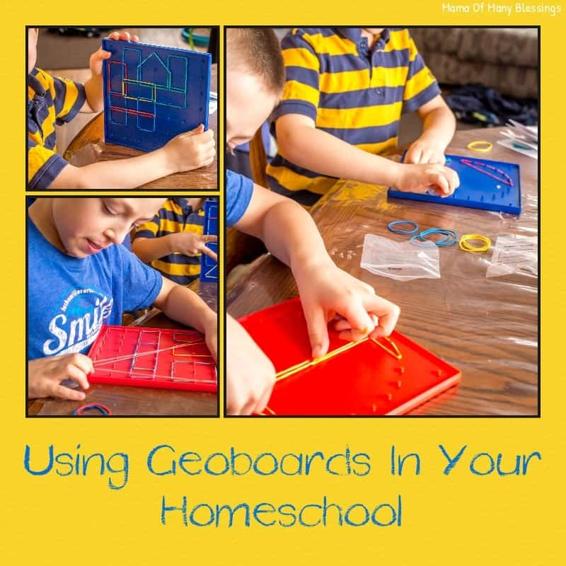 Using-Geoboards-In-Your-Homeschool