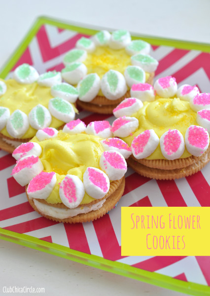 Easy-Spring-Flower-decorated-cookies-DIY