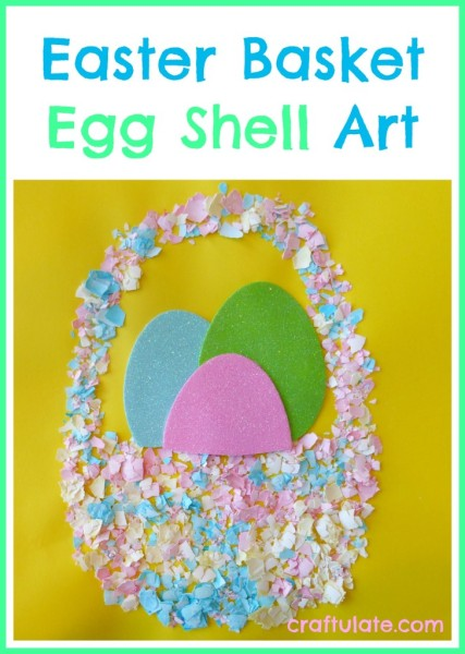 Egg-Shell-Basket