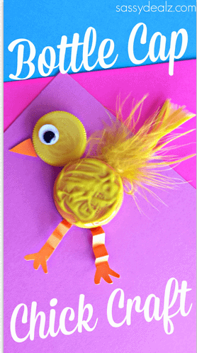bottle-cap-chick-craft