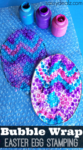 bubble-wrap-easter-egg-craft