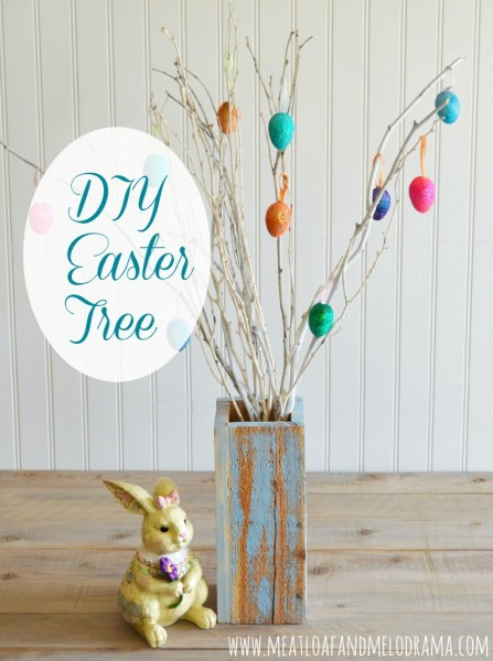 DIY-Easter-Tree
