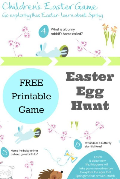 easterhuntprintable