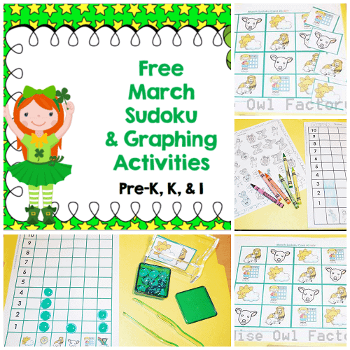 free-March-Sudoku-cards
