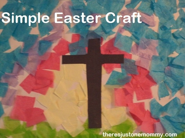 tissue-paper-cross-craft-1