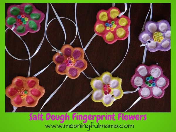 1-Salt-Dough-Fingerprint-Flowers-Craft