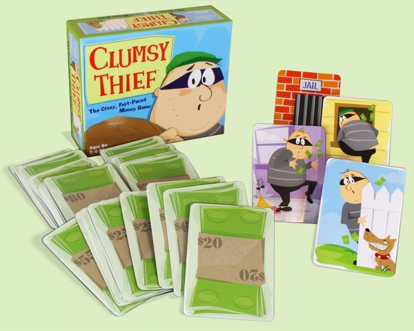 Clumsy-Theif-Math-Game
