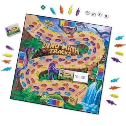 Dino-Math-Tracks-Game
