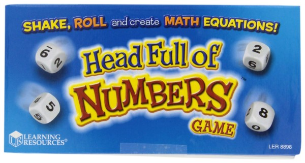 Head-Full-Of-Numbers