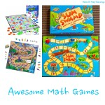 Popular and Awesome Math Games That Actually Help Kids