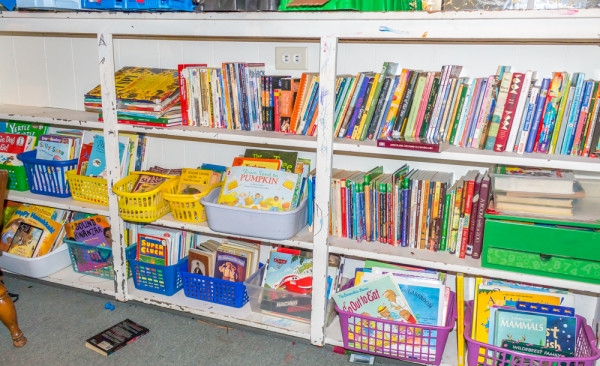 Homeschool-Library