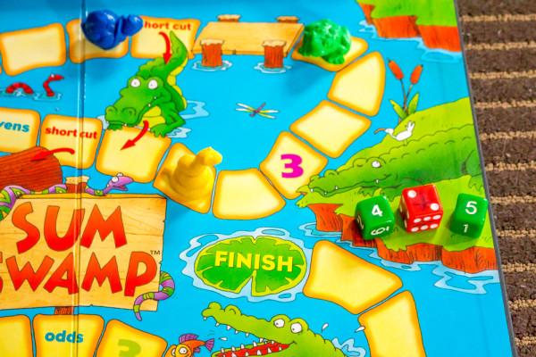 Math-Games-Sum-swamp