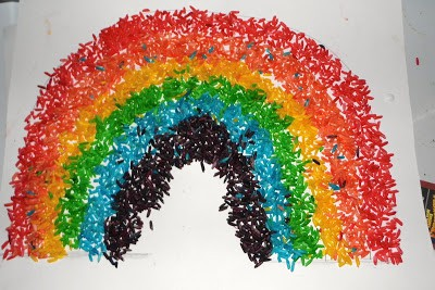 Colors-Of-The-Rainbow-Sring-Kids-Craft