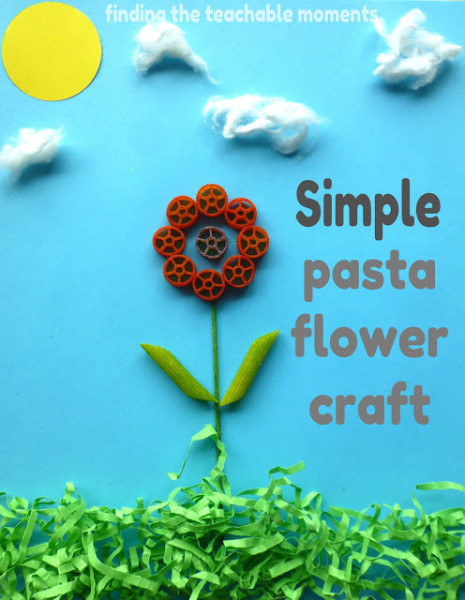 Pasta-Flower-Kids-Spring-Craft