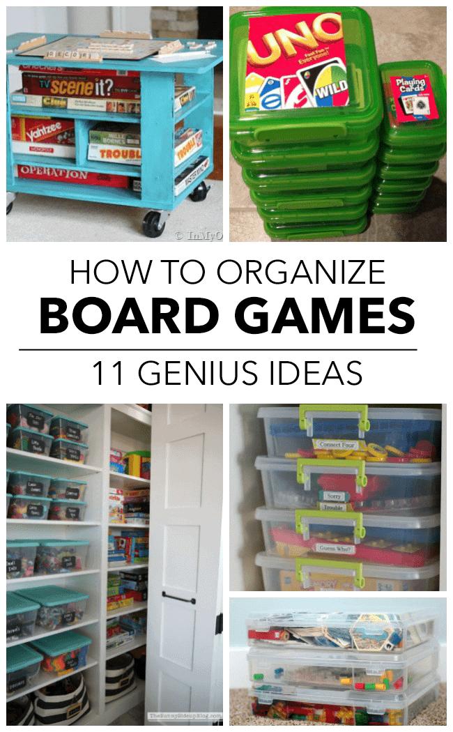 Board-game-organization