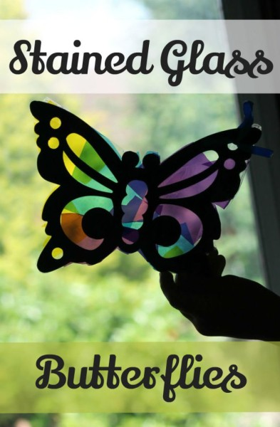 stained-glass-Animal-Spring-Kids-Craft
