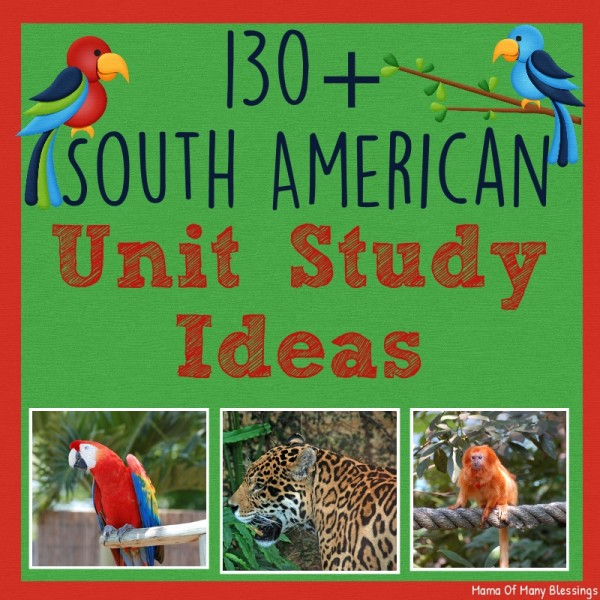 South-America-Unit-Study-Ideas