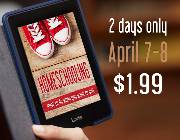 flash-sale-homeschooling-when-you-want-to-quit