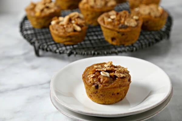 Harvest-Crunch-Muffins--Healthy-breakfast-ideas