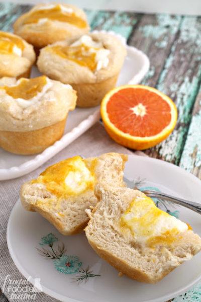 Orange-Creamsicle-Danish-Muffins-3-Healthy-breakfast-ideas