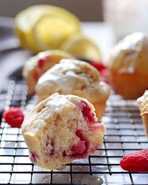 Raspberry-lemon-muffins-11-Healthy-breakfast-ideas