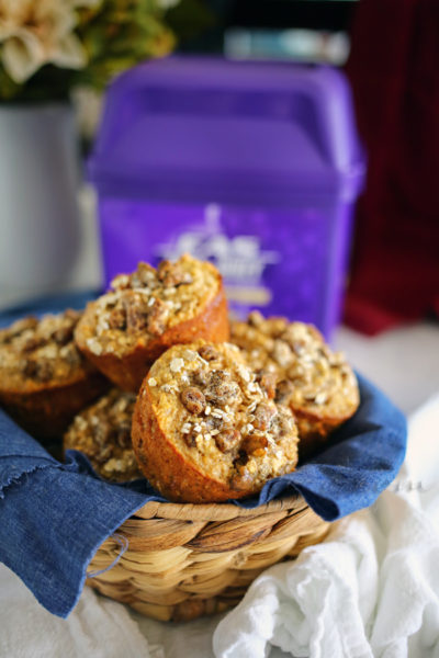 Oatmeal-Date-protein-Muffins-Healthy-breakfast-ideas