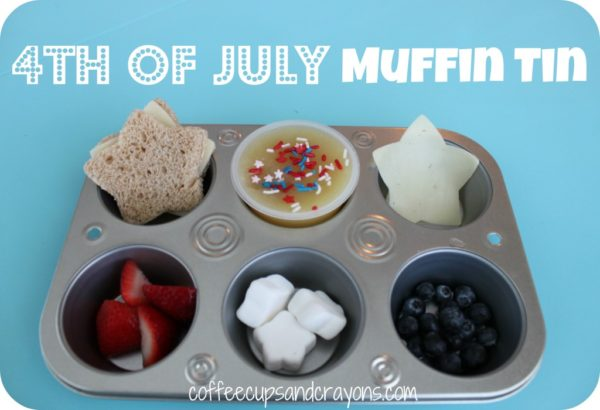 4th-Of-July-Muffin-Tin-Meal-Patriotic Recipe