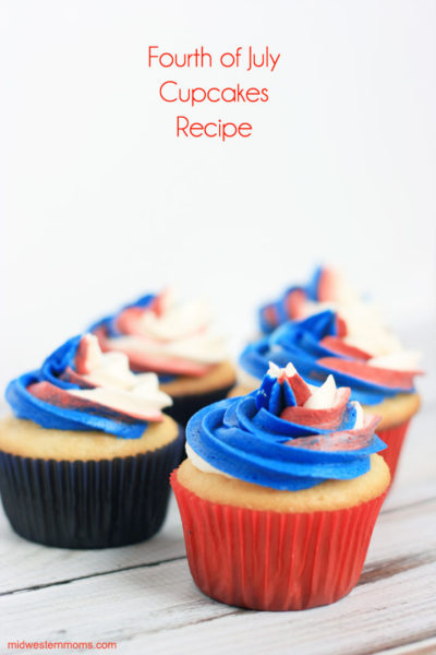4th-of-july-cupcakes-1-Patriotic Recipe