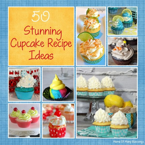 50-Stunning-Cupcakes-Recipes