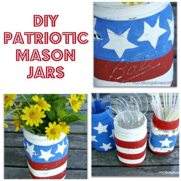 DIY-Easy-Patriotic-Mason-Jar-Project-H2OBungalow