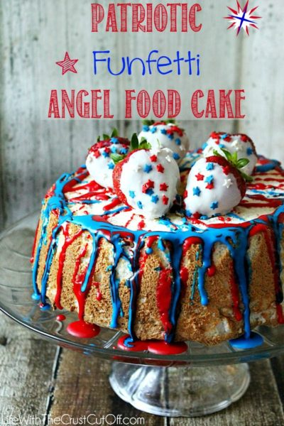 Patriotic-Funfetti-Angel-Food-Cake-Patriotic Recipe