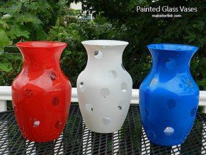 Patriotic-DIV-Vases