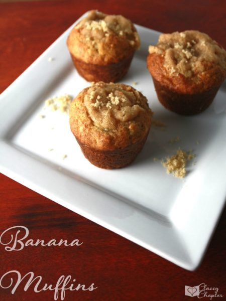 Pumpkin-Spice-Banana-Muffins-Healthy-breakfast-ideas