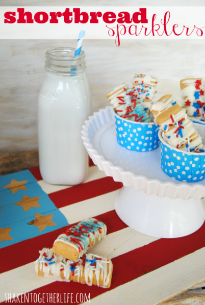 shortbread-sparklers-Patriotic Recipe
