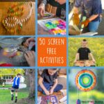 50 Amazing and Engaging Screen Free Activities For Kids