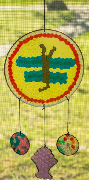 Bead Sun catcher-24